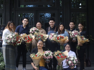 Flower Arrangement Training Program