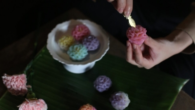 Flower x Thai Dessert Workshop